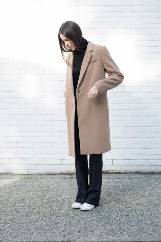 Minimal woman's style // #Simple + #Classic