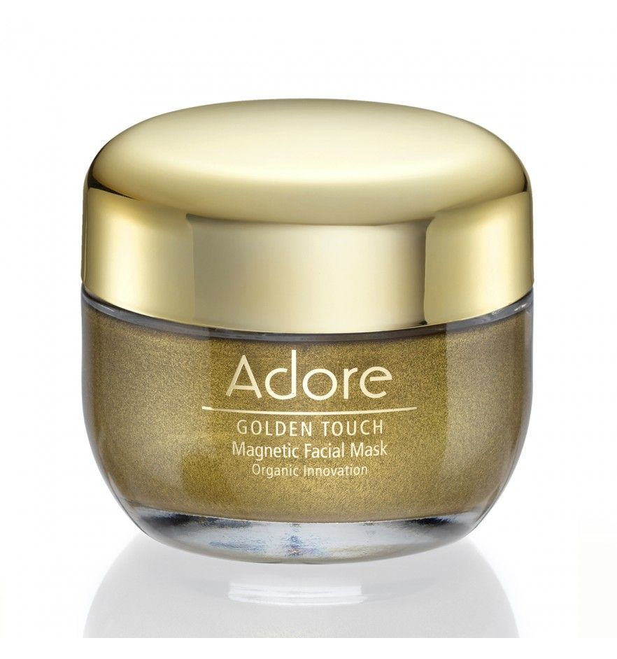 Adore Cosmetics - Golden Touch Magnetic Facial Mask. JUST ARRIVED TODAY!