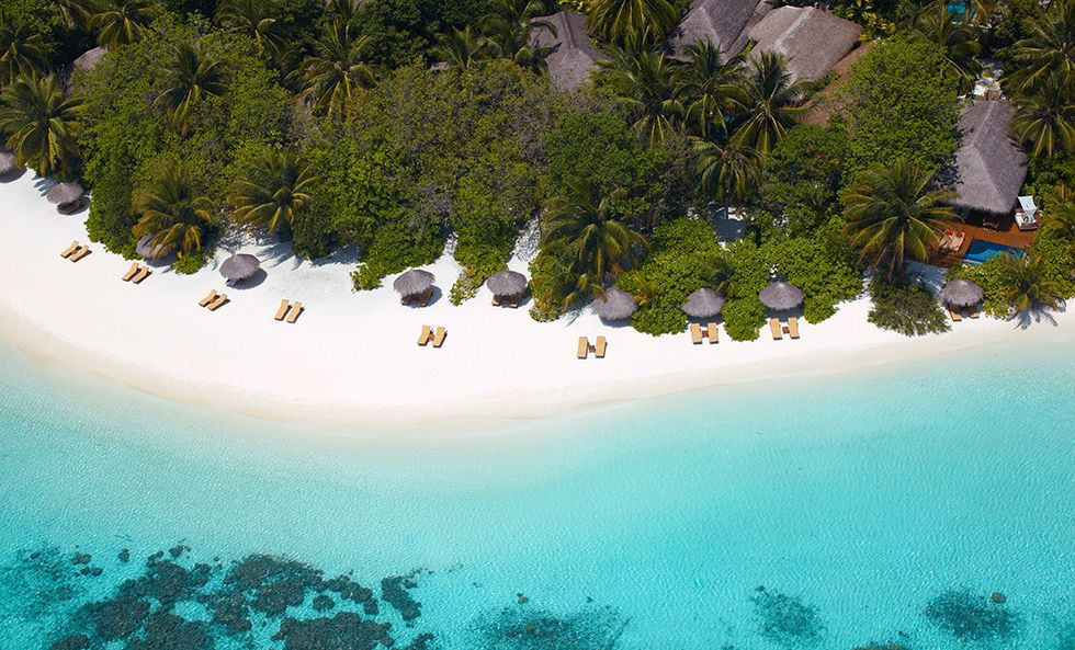 BAROS MALDIVES 5*+ │ MALEDIVEN