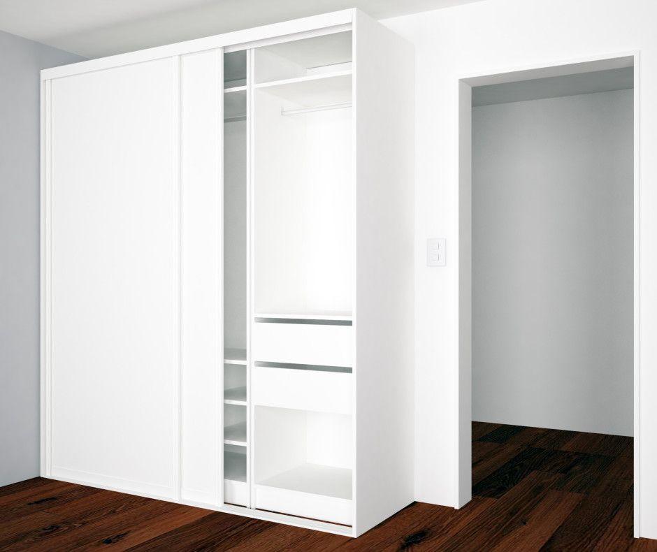 Exceptional Freestanding Wardrobe