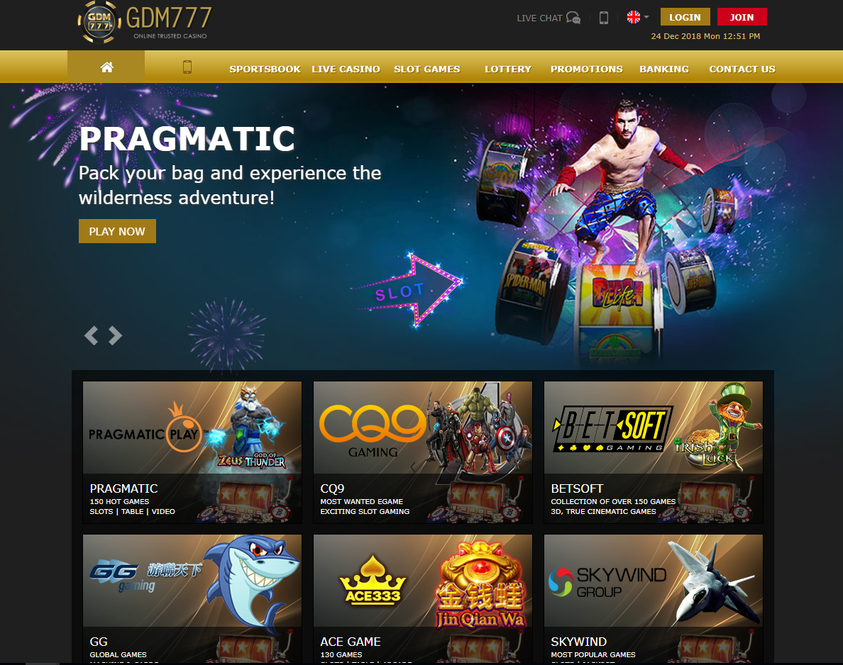 5097c3979aba GDM777 Online Casino Malaysia   Online Casino Singapore Provided Fast  Deposit   Withdrawal 24 Hours Online