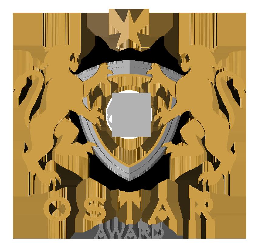 Ostar Award Logo Star Awards Awards Poster