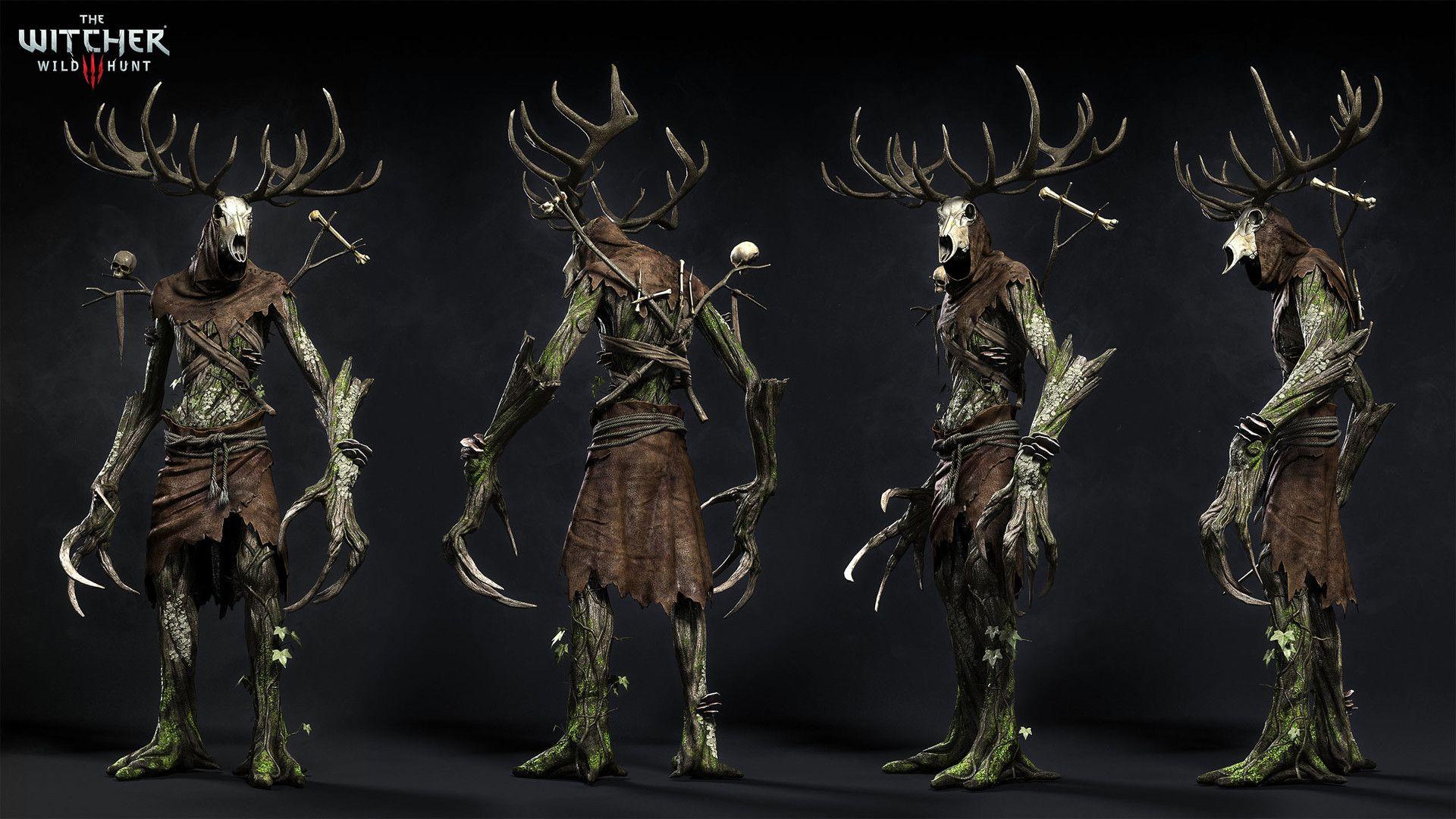 how to kill werewolf in witcher 3 wild hunt