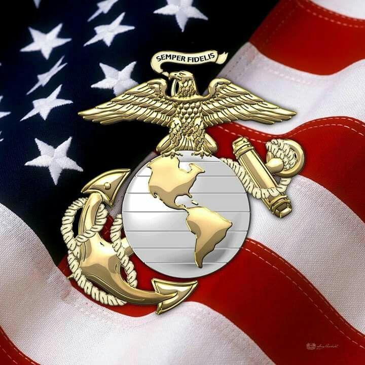 Flag and ega marine corps marine corps veteran