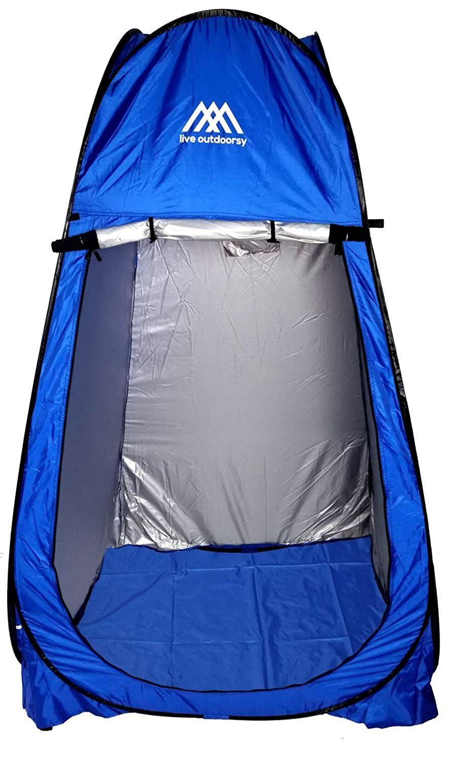 Live Outdoorsy Portable Pop Up Changing Room Tent Tent