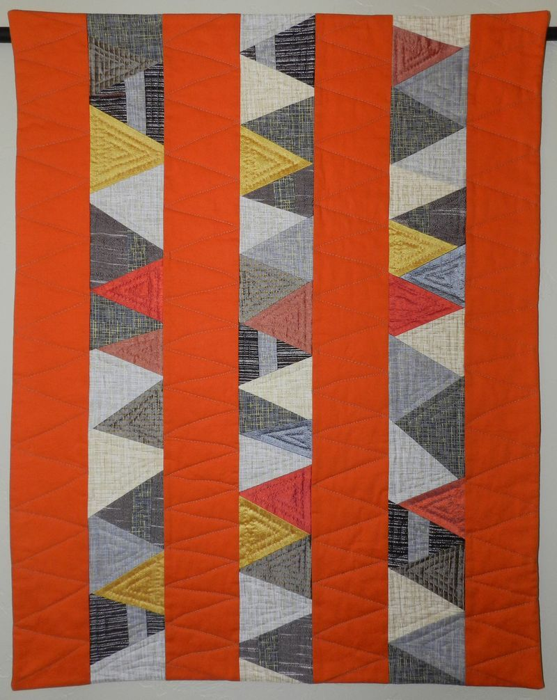 Shields.Kristin-GoldenGeese-FULL | Improvisational quilts ... : chevron quilts for sale - Adamdwight.com