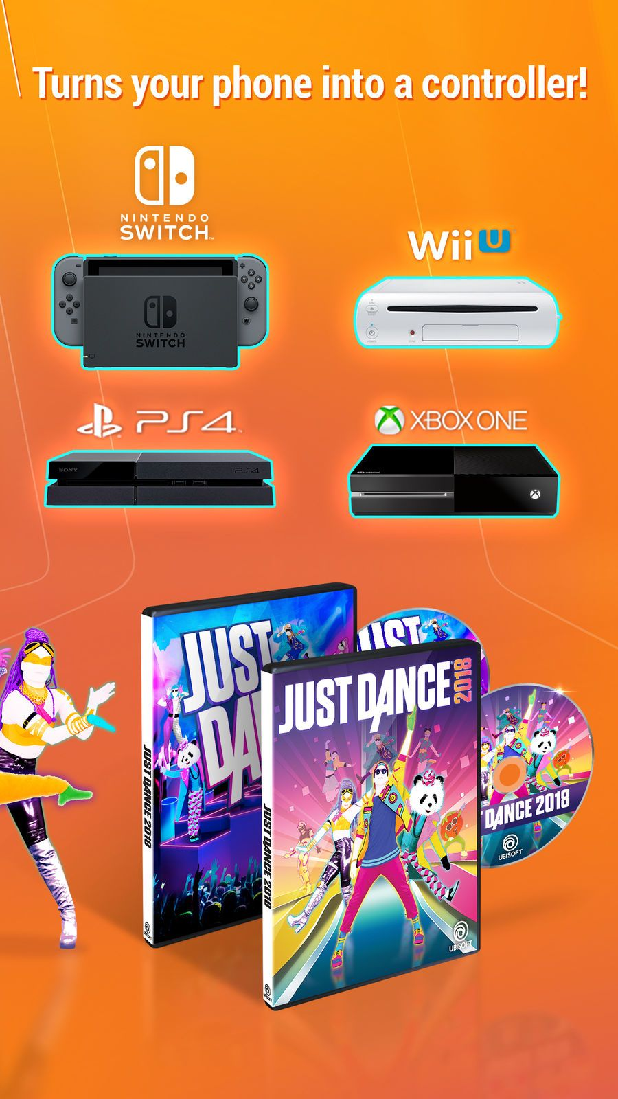 Just Dance Controller #Action#Music#apps#ios | Street Styles Winter