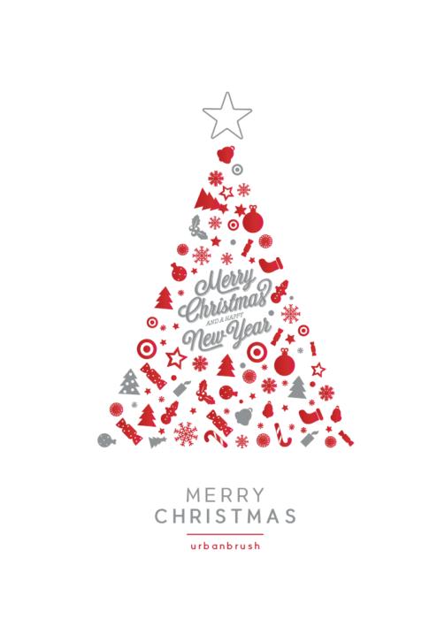 크리스마스트리에 있는 디자이너타미님의 핀 크리스마스 트리 크리스마스 카드 크리스마스 카드 디자인