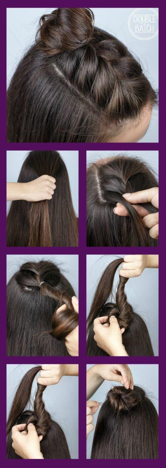 Resultado De Imagen Para Peinados Faciles Peinados Faciles Para Cabello Corto Peinados Faciles Pelo Corto Peinados Tumblr Faciles
