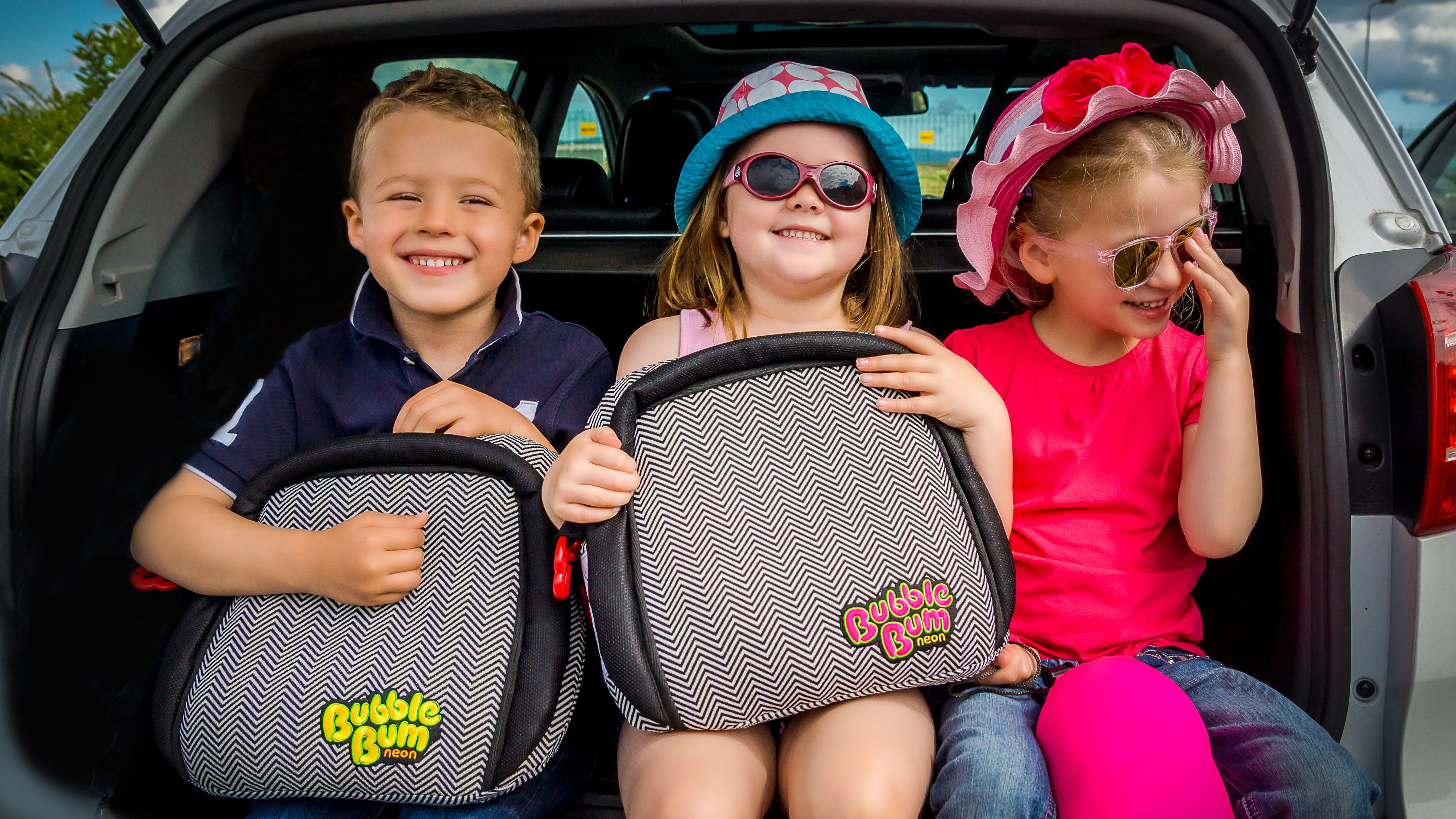 BubbleBum Car Booster Seat - Perfect for summer travel | BubbleBum ...