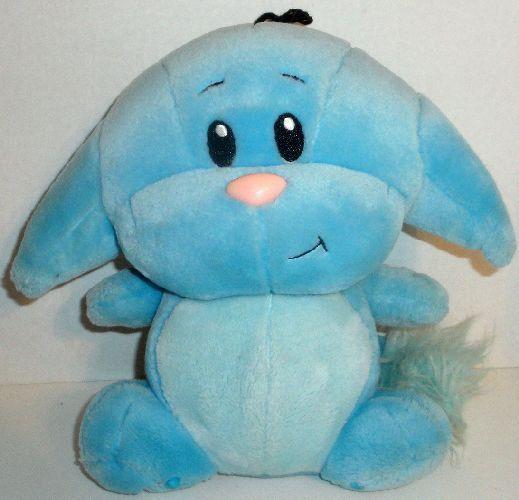 Neopets Talking Light Up Blue Kacheek 10 Interactive Stuffed Plush