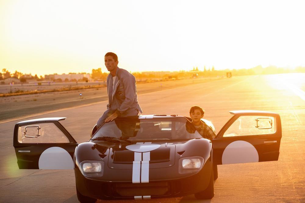 Ford V Ferrari 4k Blu Ray Review Heart Racing Christian Bale Ferrari Movies