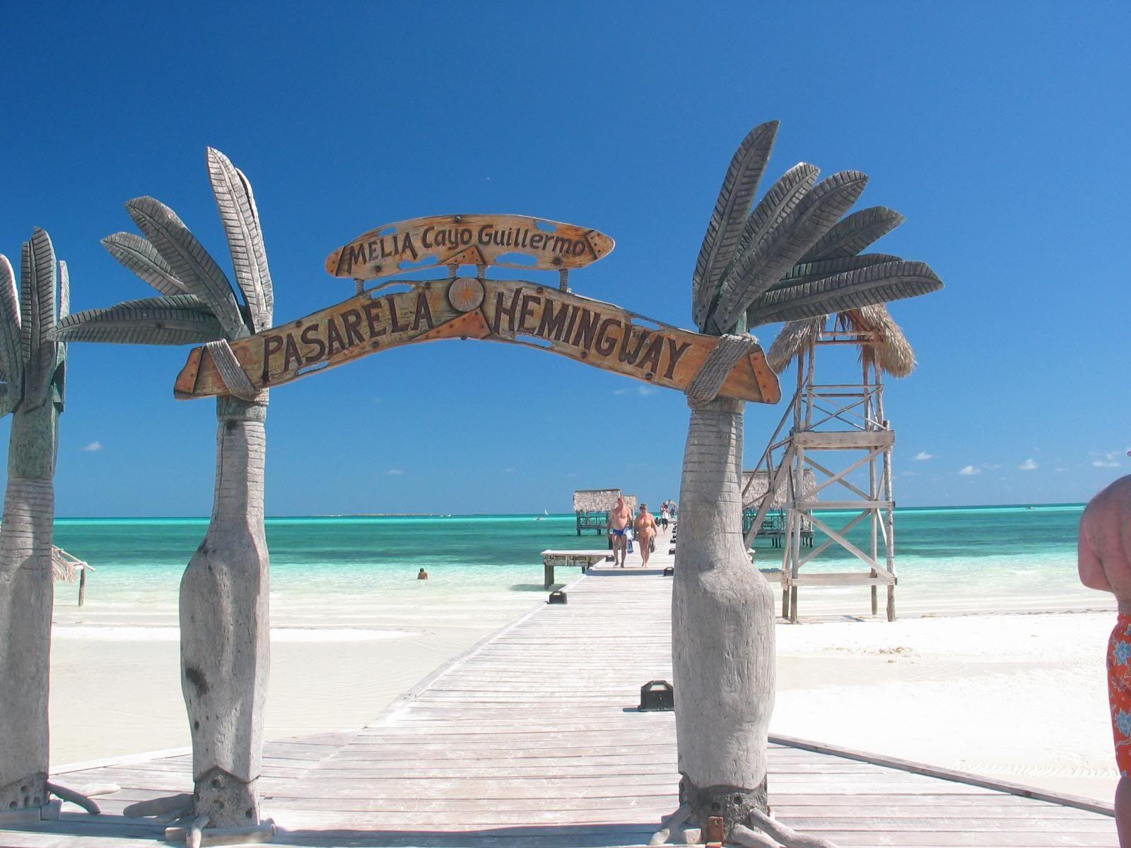 ⭐CUBA VACATION c 2016 Cayo Coco Best Beaches in the World ...  |Beach Cayo Guillermo Cuba