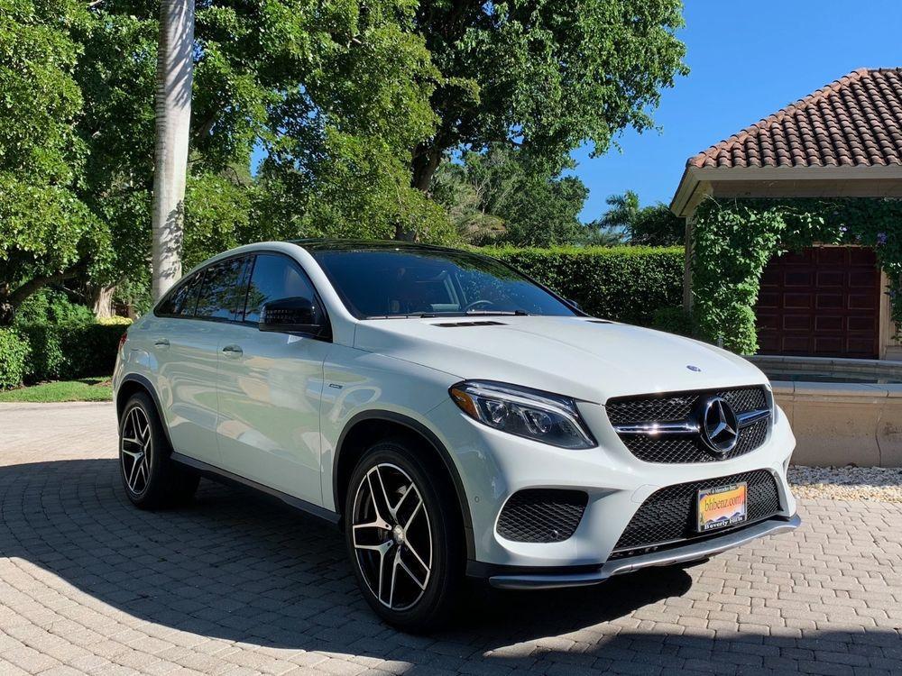 2016 Mercedes Benz Gle450 Coupe Gle450 Coupe Florida Gle450 Amg