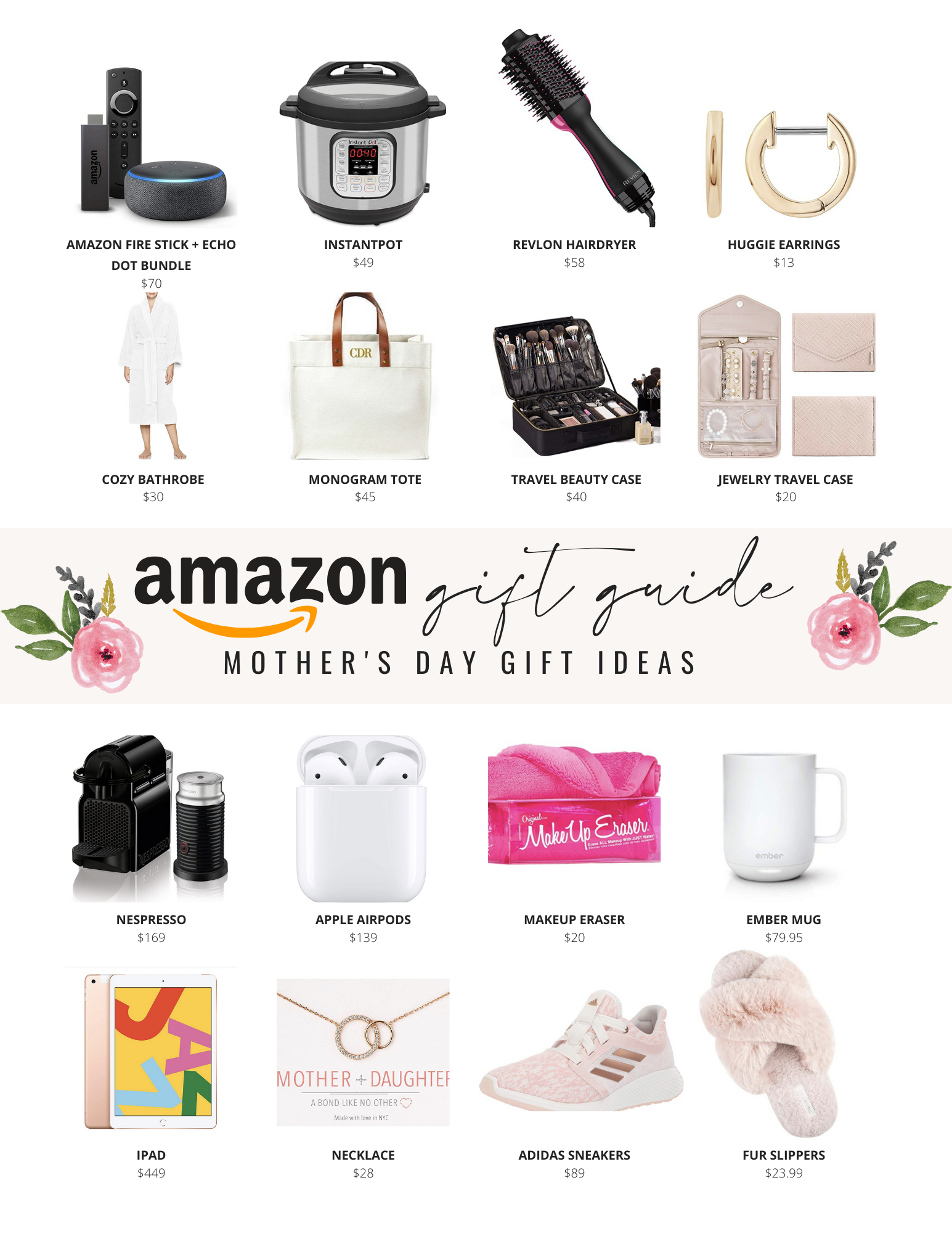 Amazon Mother S Day Gift Guide Amazon Gift Ideas For Mom Amazon Gifts Mother Day Gifts Best Amazon Gifts