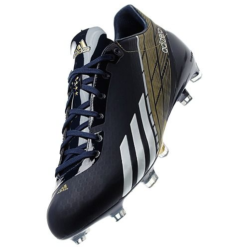 new style 90391 1d2a0 adidas Limited Edition Adizero 5-Star 2.0 Low Cleats