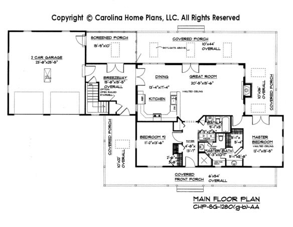 Home Plans With Garage Home Free Printable Images House Plans