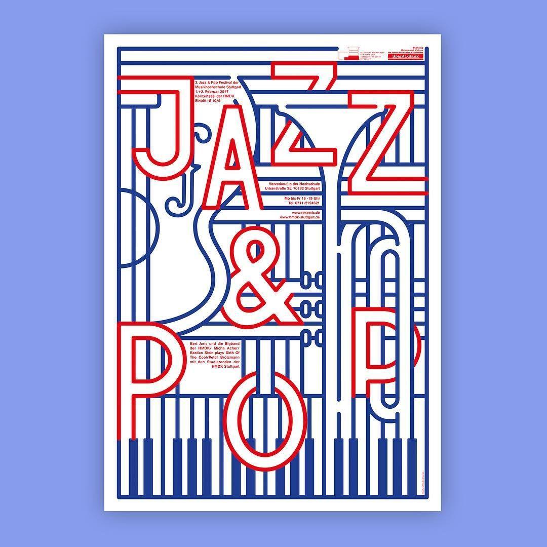 Going Through Old Sketches Unused Poster Sketch For The Jazz Pop Festival In Stuttgart Sk Pop Art Print Pop Art Black Art Painting