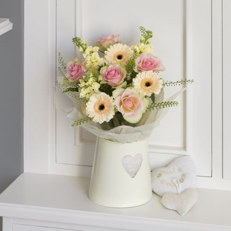 Next – Flowers and Gift Cards delivered next day - Cream Blossom #nextcosyhome | Next flowers. Flower arrangements