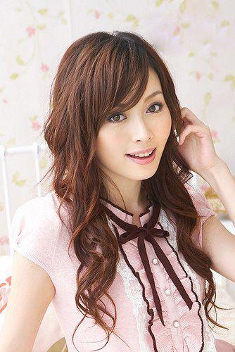 Pleasing 1000 Images About Hair Styles To Try On Pinterest Korean Girl Short Hairstyles For Black Women Fulllsitofus