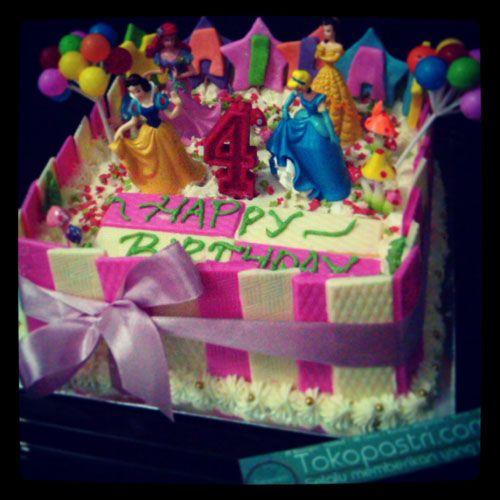 Kue Ulang Tahun Enak Di Bandung Dan Cimahi Birthday Cake