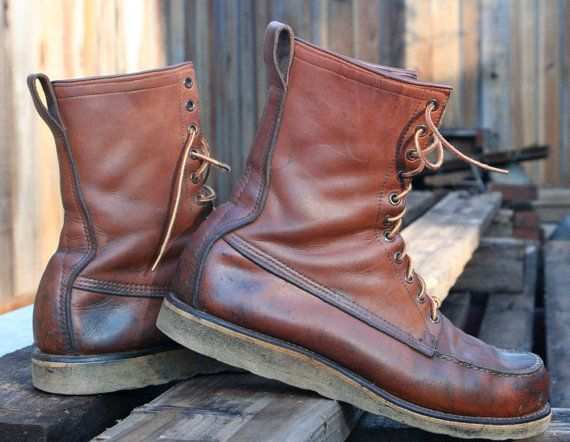 d2d0bf60609b4 vintage 1950s 1960 Red Wing Irish Setter Sports Boot. I still wear ...
