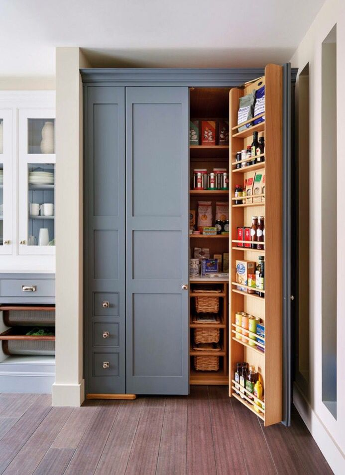 Dream pantry! | Arrumando Minha Nova Casa. | Pinterest | Cocinas ...