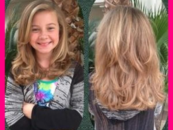 6 Years Old Girl Haircuts Kenna Hair In 2019 Pinterest Girl