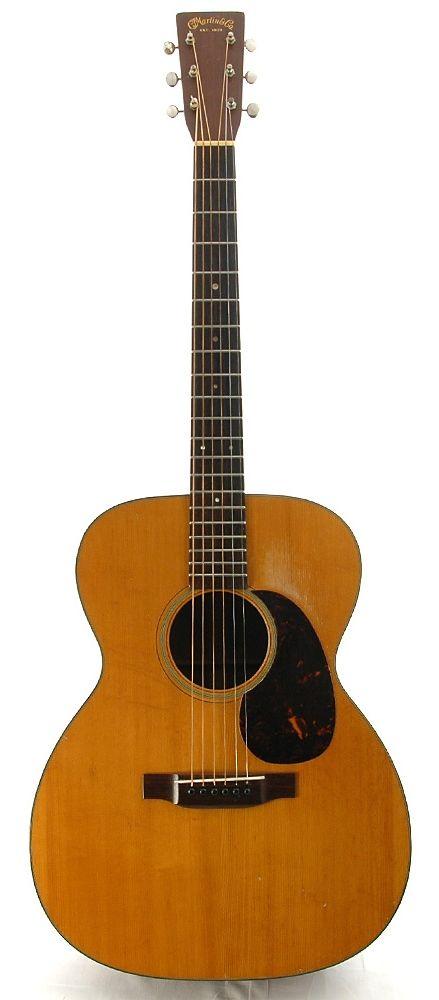 Martin 000 guitar