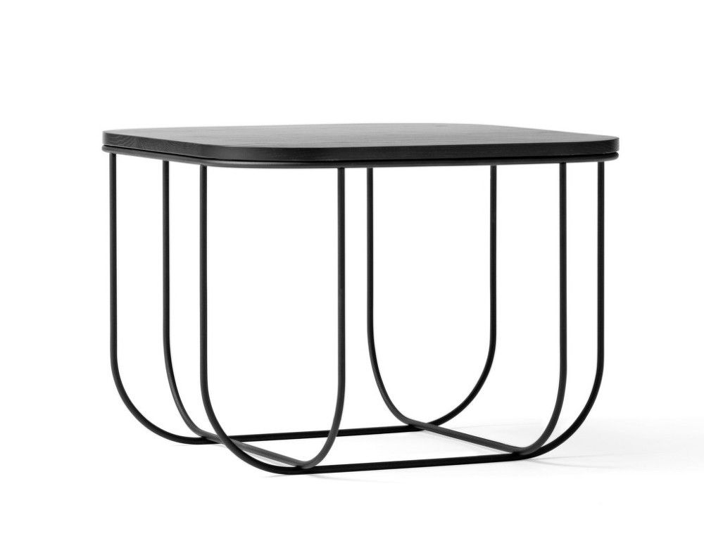 Stolík FUWL Cage Table od Menu, black