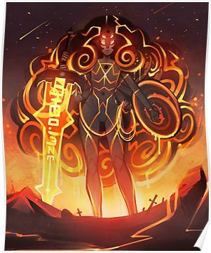 'Obsidian' Poster by Elentori   Steven universe   Steven ...