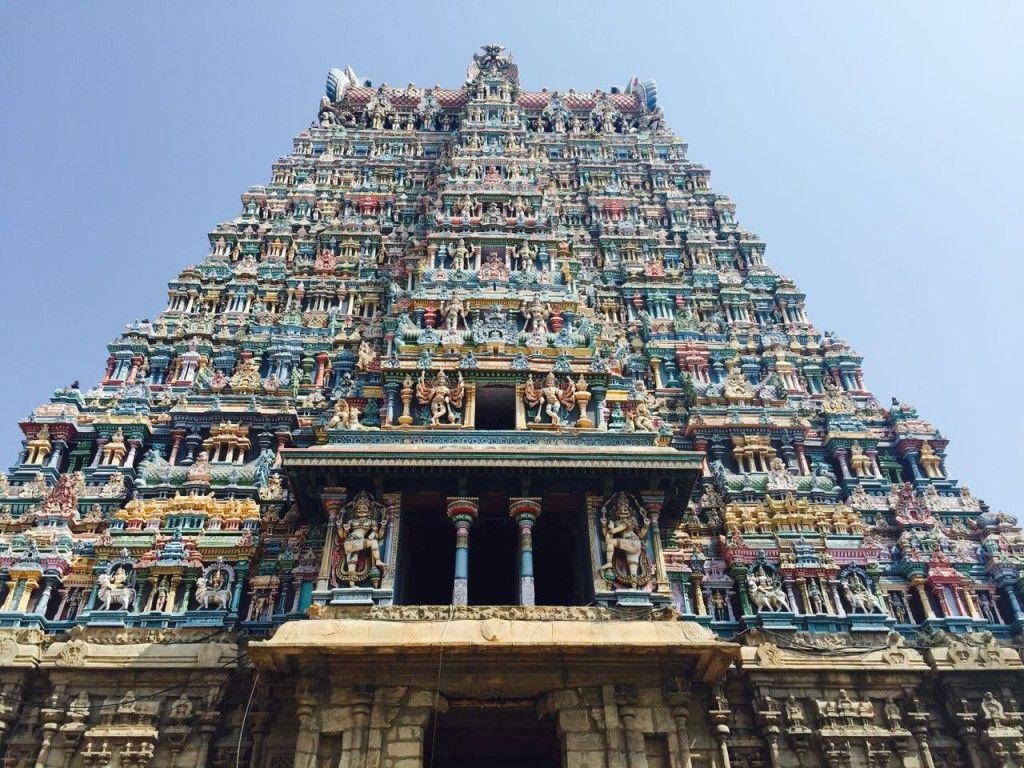 Tempel in Tamil Nadu