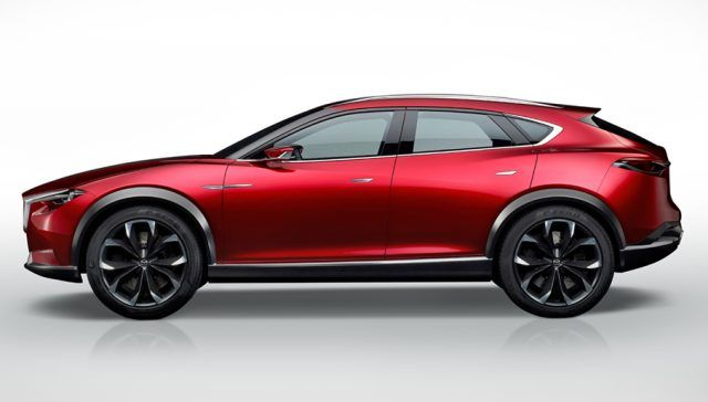 Mazda Cx7 2018 Body Design Price Rumors Crossover Cars Mazda