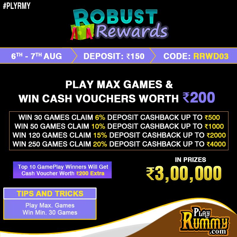 Play Max games and Win Larger Prizes! The more you play
