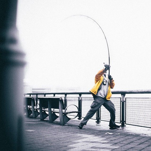 #pier #fishing action. #photography #actionshot #photo  #Repost @lastsuspect ・・・ ☁️