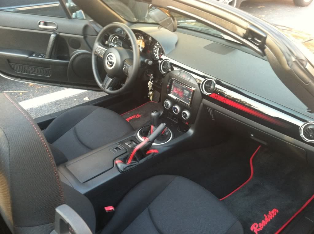 Show us your NC interior mods! - MX-5 Miata Forum | Interior