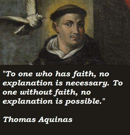 an analysis of thomas aquinas arguments on the existence of god Summary of the cosmological argument  so  a deeper analysis of aquinas' concept of cause  many people think that definitive proof against god's existence.