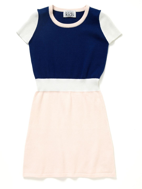 Colorblock Dress by Autumn Cashmere at Gilt
