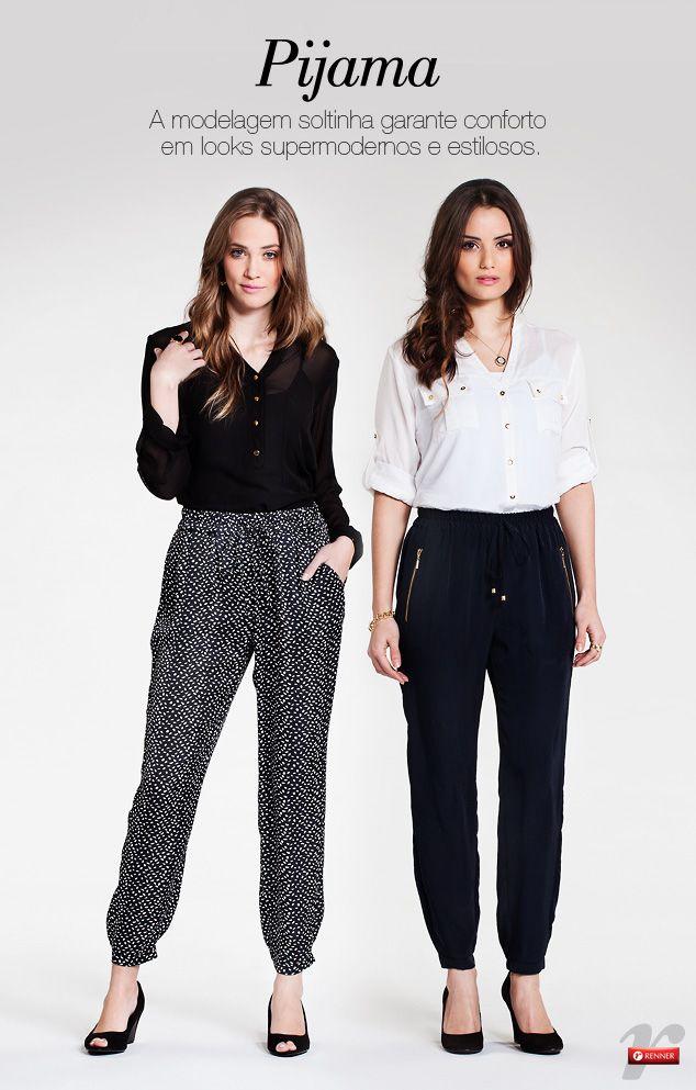 4f6f12a63 estilo esportivo natural casual moda - Pesquisa Google Calça Pijama Feminina,  Estilo Esportivo Feminino,