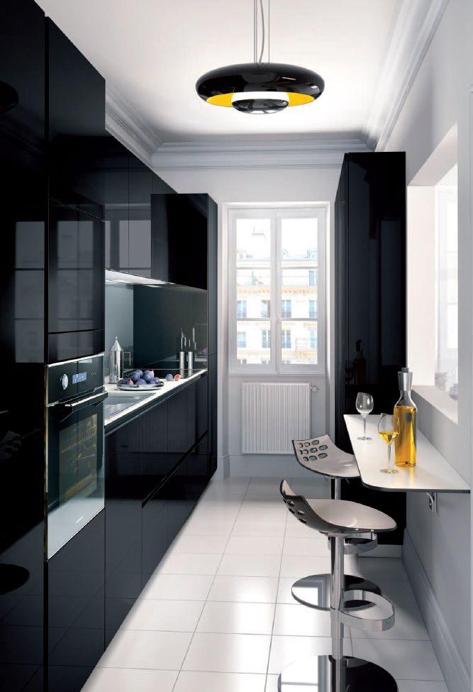 parce quuil est difficile de trouver des solutions pour agencer une petite cuisine mobalpa vous. Black Bedroom Furniture Sets. Home Design Ideas