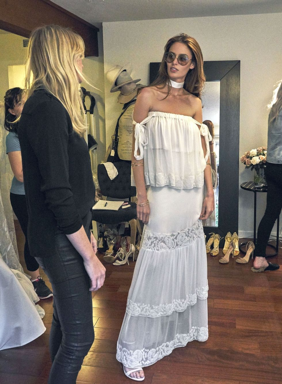See every look from nicole trunfio u gary clark jrus coachella