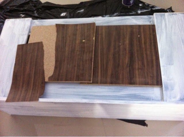 Como pintar muebles laminados o triplay restauraci n - Como restaurar un mueble de madera ...
