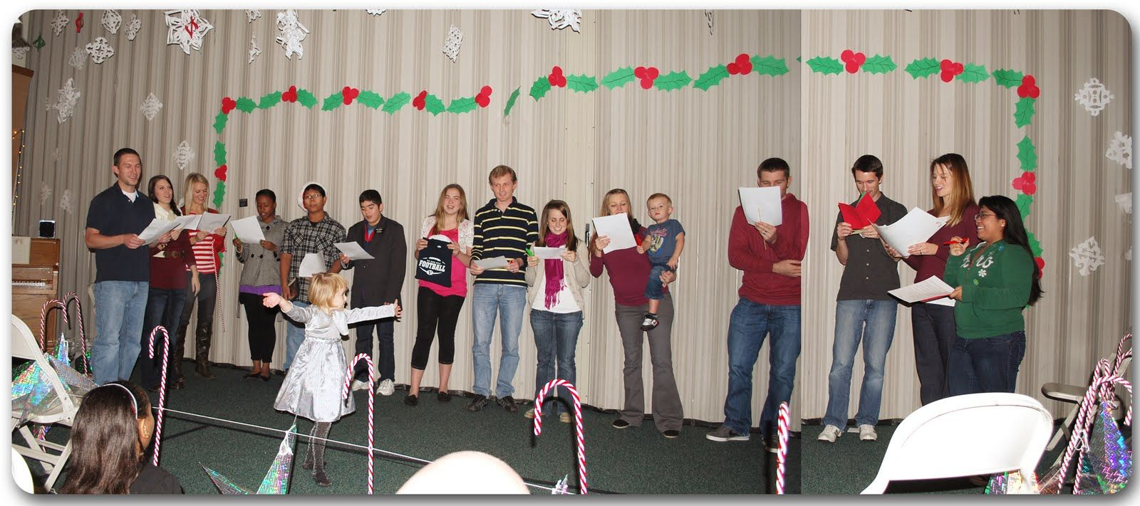 12 Days Of Christmas Party Ideas Part - 45: 12 Days Of Christmas Song (LDS Style)
