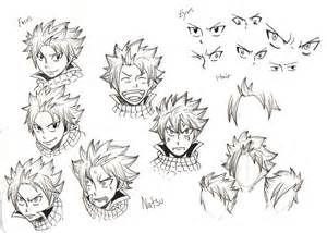 How To Draw Natsu Full Body Sketch Template Drawings Natsu Natsu Dragneel