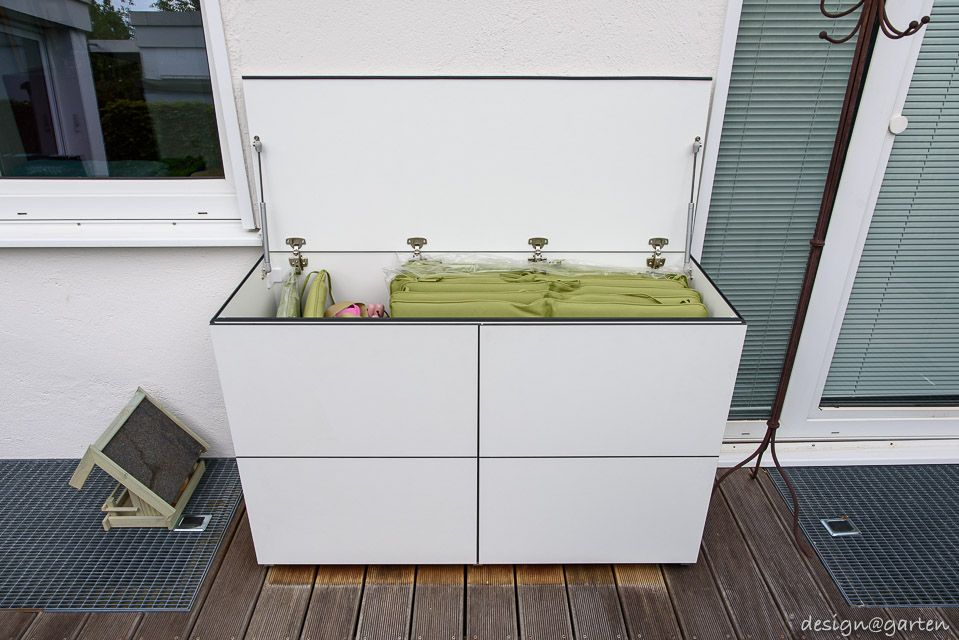 Balkonschrank Terrassenschrank Win By Design Garten Augsburg Hier Sideboad Xl130 In Munchen Mit Turen Tip On Und Klappe Farbe Weiss Tools Outdoor Storage Outdoor Furniture Outdoor Decor