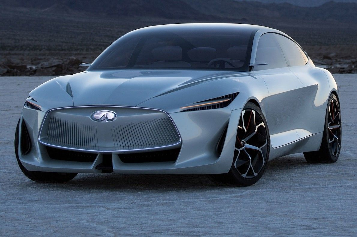 Infiniti Q Inspiration Concept Previews The Future Of Infiniti Cars Infiniti Q Concept Cars Sports Cars Luxury