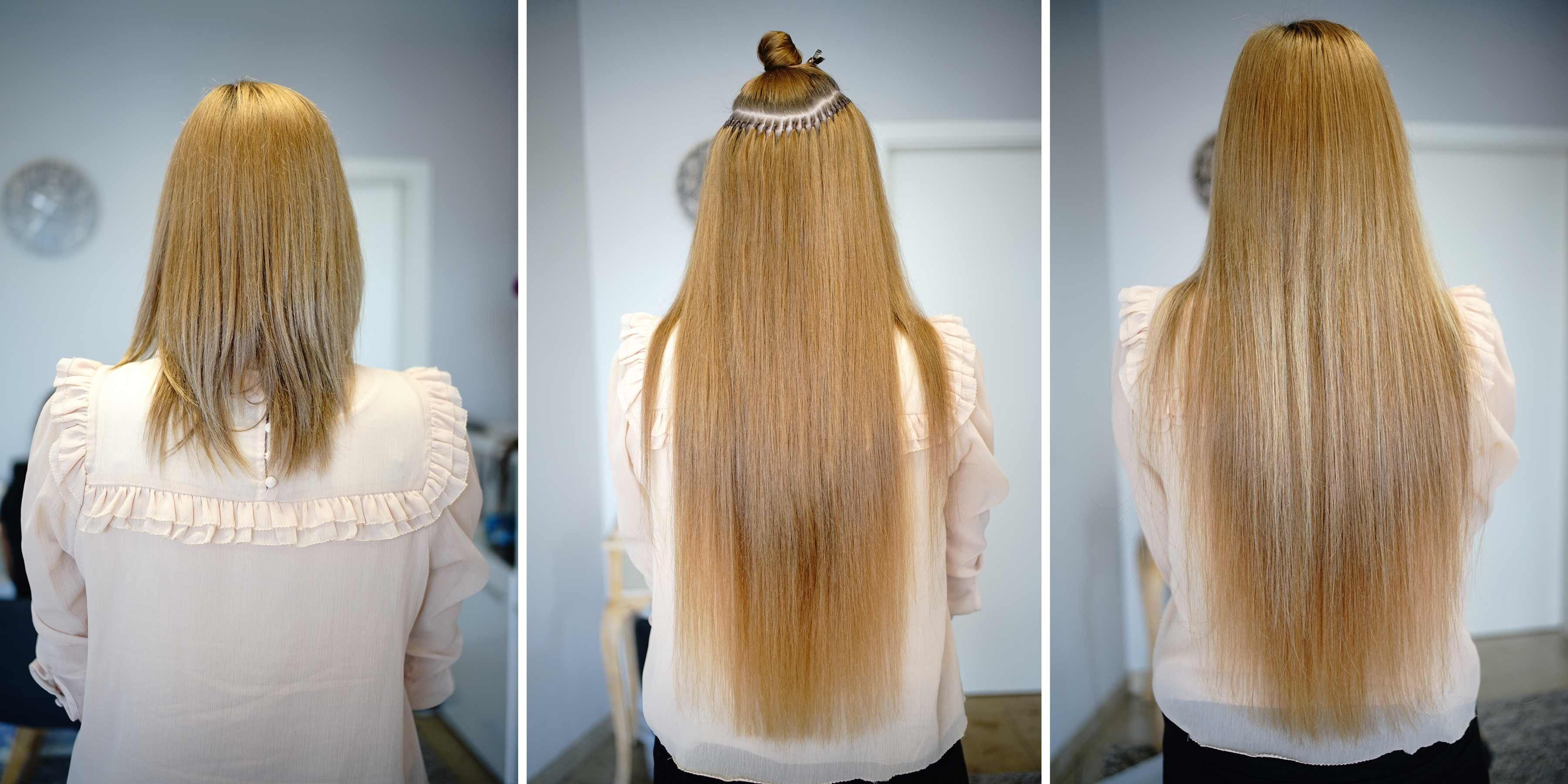 Pin von joli auf Haarverlängerungen Haarverlängerung