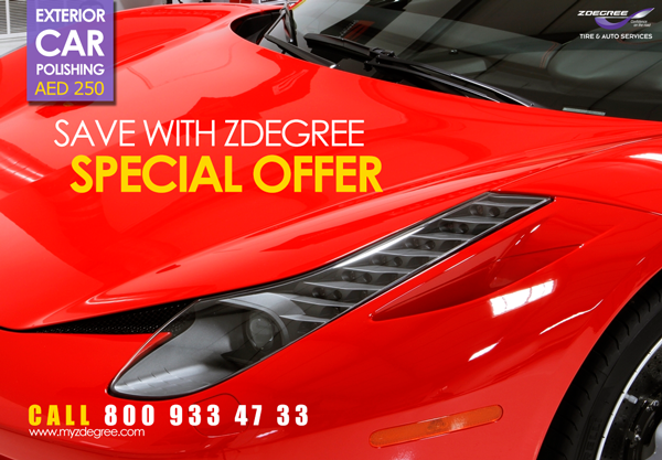 Not happy with how your car's exterior looks? Save on Tire & Auto Services with our October specials. Print discount coupons from http://www.myzdegree.com/deals