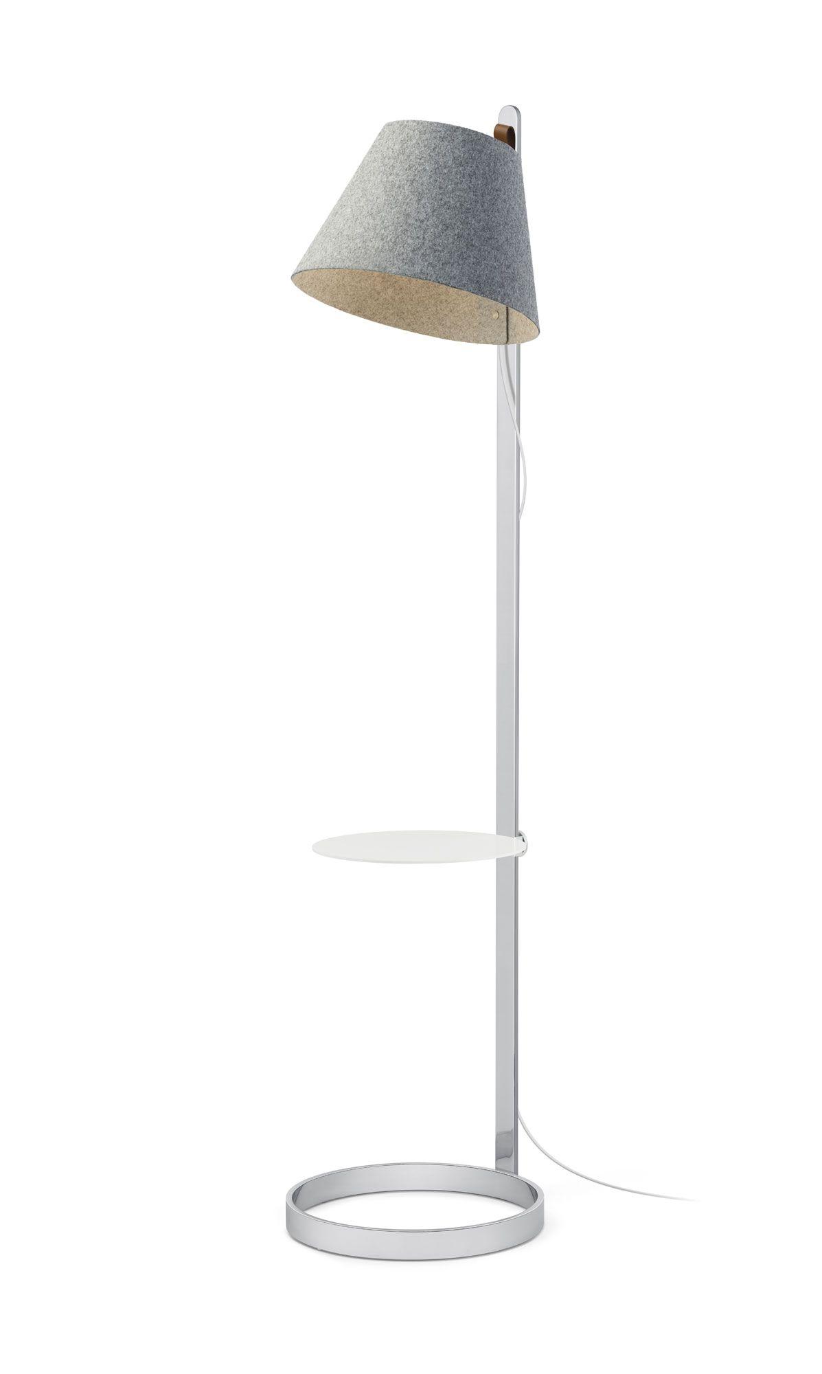 Lana Pedestal Floor Lamp Pablo At