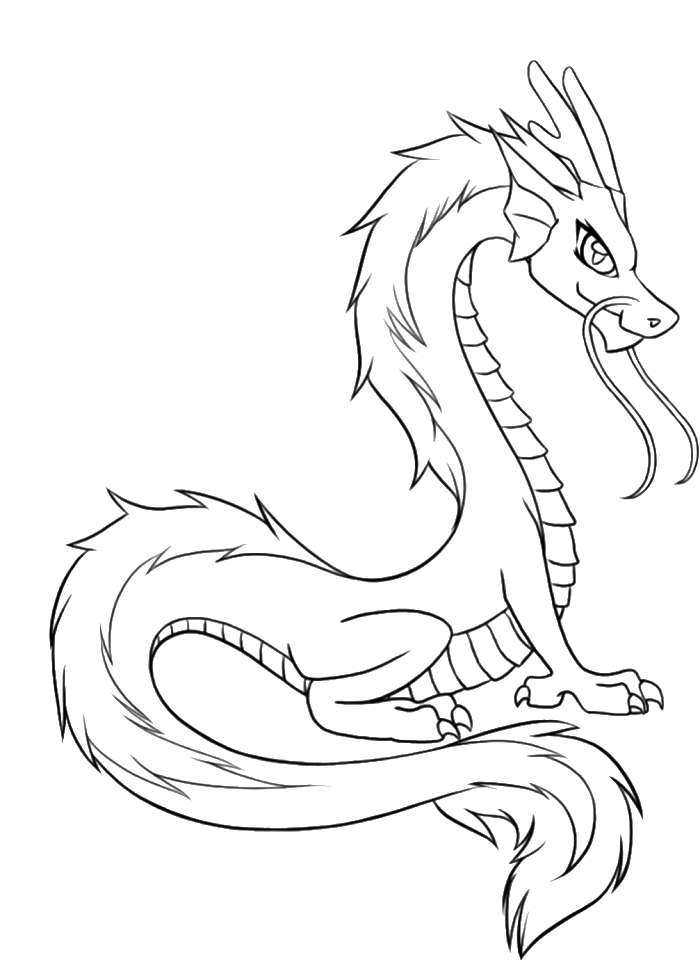 Coloring Pages Printable Dragon Fresh Lovely Water Dragon Coloring Pages Cleanty In 2020 Dragon Coloring Page Dragon Pictures Chinese Dragon Drawing